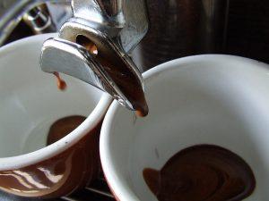 espresso pull