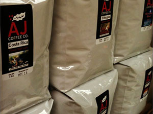 Wholesale Coffee Bags