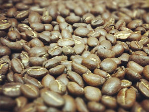 Fresh Whole Bean Coffee