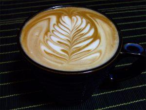 12ounce caffe mocha