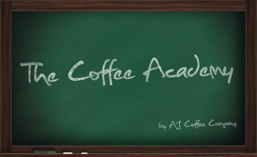 The Coffee Academy - by AJ Coffee Company